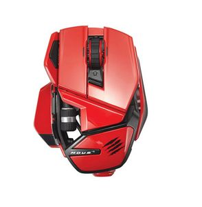 MAD CATZ R.A.T.M WL RED MOBILE MOUSE (MCB437170013/04/1)