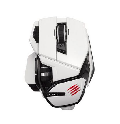 R.A.T. WL WHITE MOBILE MOUSE
