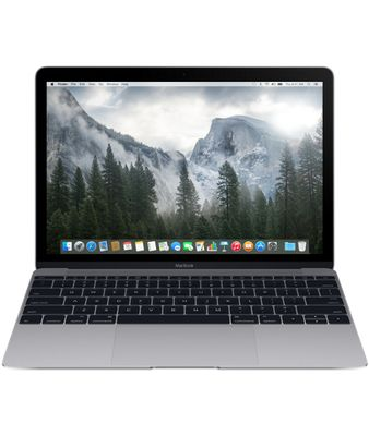 MACBOOK CM 1.1G SPACEGRAY 512SSD 8GB 12IN SW