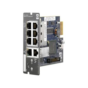 Hewlett Packard Enterprise 30A 380 Volt Three Phase China R18000 DirectFlow UPS Unterminated I/O Module (AF485A)