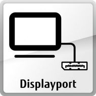 DISPLAYPORT CARD GR BTOP