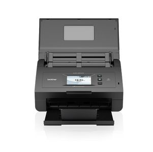 BROTHER ADS-2600WE DOCUMENT SCANNER WLAN DUPLEX 9.3CM TOUCH LCD 50BL IN PERP (ADS2600WEVY1)