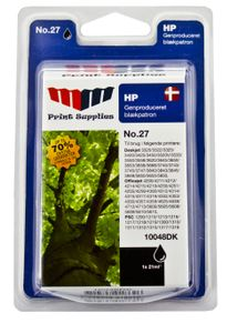 MM Black Inkjet Cartridge No.27
