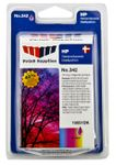 MM Color Inkjet Cartridge No.342