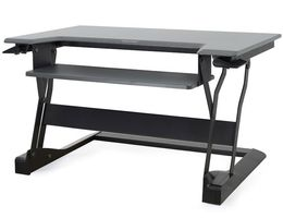 STAND TABLE TOP/ WORKFIT-T BLACK .