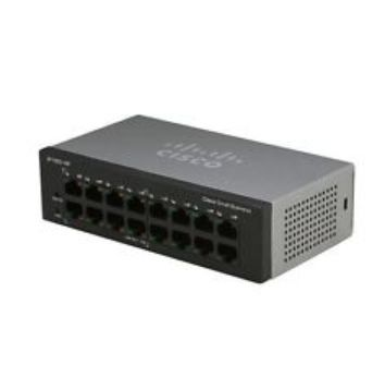 SG110-16 16-PORT GIGABIT SWITCH                           IN CPNT