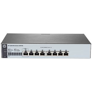 Hewlett Packard Enterprise ProCurve 1820-8G Switch