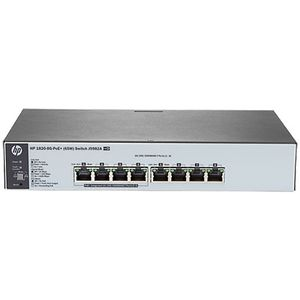 Hewlett Packard Enterprise ProCurve 1820-8G-PoE+ (65W) Switch