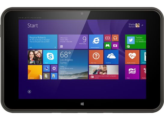 HP Pro Tablet 10 EE Z3735F 2GB/32GB (ML)