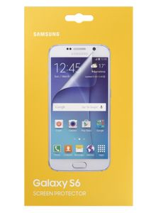 ET-FG920CTEGWW 2x Screen saver Protector clear for Galaxy S6