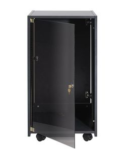 "CHIEF MFG Chief ERK-20-20B elite rack--20u-20""  depth-ebony fleck (ERK-20-20B)"