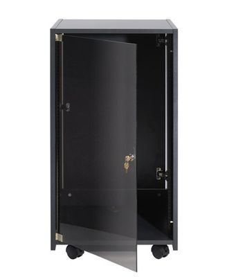 "Chief ERK-20-20B elite rack--20u-20""  depth-ebony fleck"