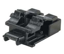 PANDUIT BL LC dupl adapt blockout dev/1t LC duplex adapter block-out device, 10 d (PSL-LCAB-BL)