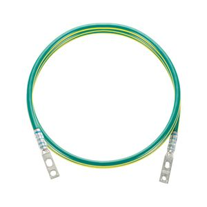 PANDUIT Equipment Grounding Jumper #6 AWG (16mm²) jumper, 60 in. (1524mm) L (RGEJ660U)