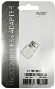 ACER Dongle USB wireless UWA3 (MC.JG811.00E)
