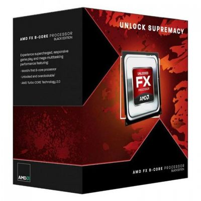AMD FX-8300 X8 3.3GHz 16MB 95W Box AM3+