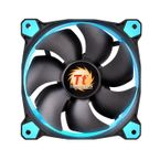 Riing 14 BLUE LED high performance casefan 140x140x25mm Green LED Noise 22.1 dBA with LNC