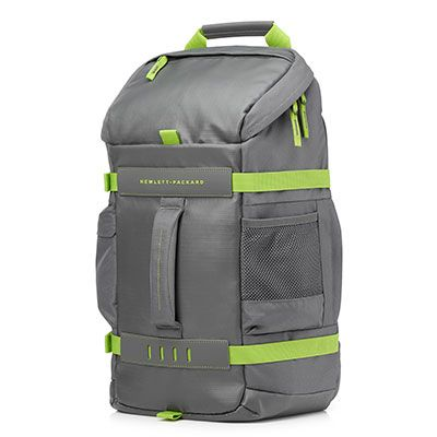 15.6 Grey Odyssey Backpack