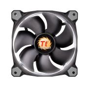 Thermaltake Riing 14, 140mm LED-Lüfter - weiß