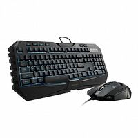 Storm Octane - Gaming Gear Combo USB,  Nordic, Avago 3050 Optical, 500~3500 DPI, Anti-Ghosting,  7 Colors LEDs