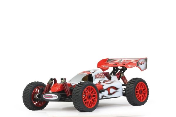 Ultra RR RTR JAM 1: 8 2,4GHz 4WD rot
