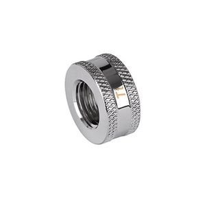 THERMALTAKE Pacific G1/4 Female to Female 10mm extender - Chrome (CL-W048-CU00SL-A)