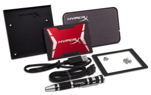 SSD 120GB HyperX Savage Upg.kit