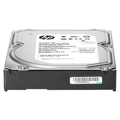 2TB 6G SATA 7.2K rpm LFF (3.5in) Non-hot Plug Entry 512e 1yr Warranty Hard Drive