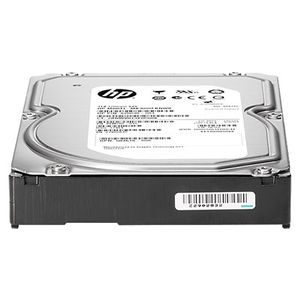 Hewlett Packard Enterprise 4TB 6G SATA 7.2K