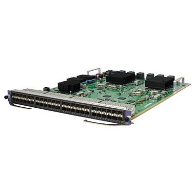 FlexFabric 12900 48-port 1/10GbE SFP+ FX Module