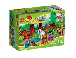 DUPLO 10582 Forest Animals