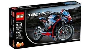Technic 42036 Street Motorcycle