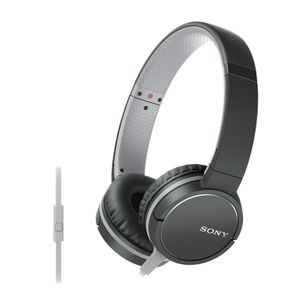 SONY MDRZX660AP mobile headset Black (MDRZX660APB.CE7)