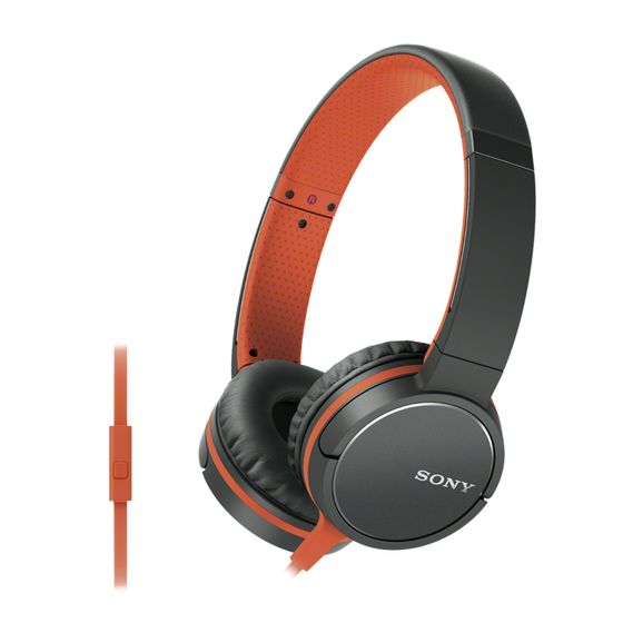 MDRZX660AP mobile headset