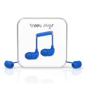 HAPPY PLUGS Happy Plugs In-Ear Cobalt