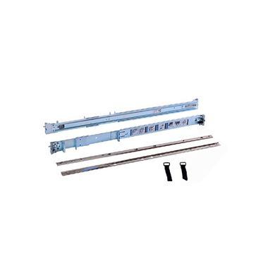 2-Post/ 4-Post 1U Static Rails Short