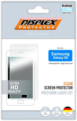 DISPLEX PROTECTOR GALAXY S6 . ACCS