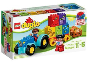 DUPLO 10615 My First Tractor