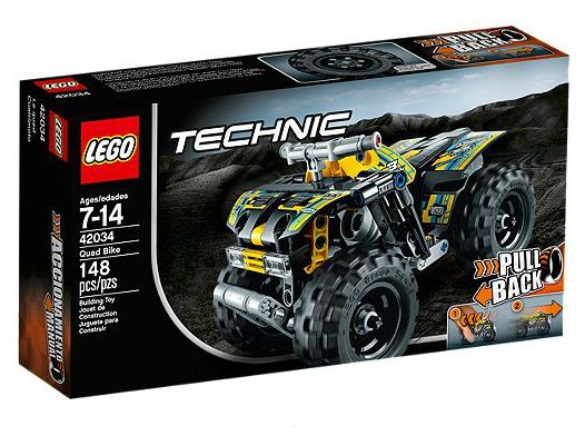 Technic 42034 Quad Bike