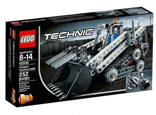 Technic 42032 Compact Tracked Loader