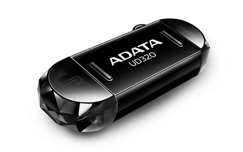 A-DATA 32GB UD320 USB 2.0 Black (AUD320-32G-RBK)