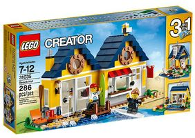 Creator 31035 Beach Hut