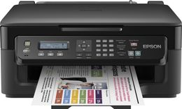 EPSON WorkForce WF-2510WF all-in-one