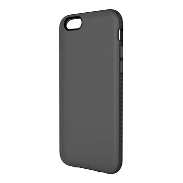 COVER IPHONE 6/GRIP CANDY SE BLACK TRANSPARENT ACCS