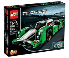 Technic 42039 Hours Race Car