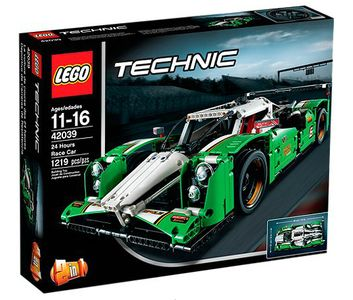 LEGO Technic 42039 Hours Race Car (42039)