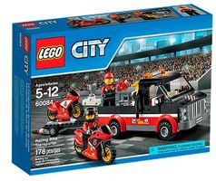 City 60084 Racing Bike Transporter