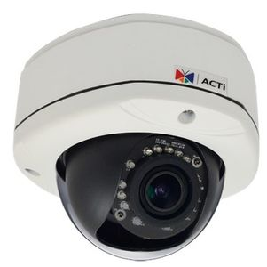 ACTi 3MP D/N, IR, SWDR, H.264 (E86A)