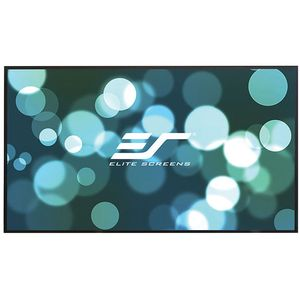 "ELITE SCREENS Screens 100"" 4K Ram duk 224x125 16:9, Gain 1.1, CineWhite,  Aeon Series (AR100WH2)"