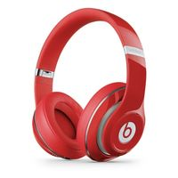 BEATS STUDIO WIRELESS OVER-EAR HEADPHONES - RED IN